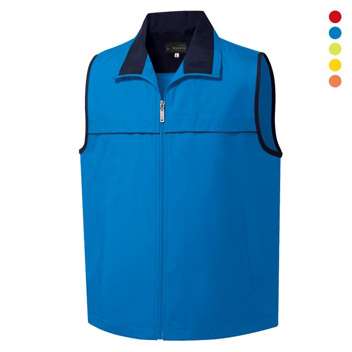 LD620 - 블루 이벤트 조끼 [제작 대량 도매 로고 인쇄 레이저 마킹 각인 나염 실크 uv 포장 공장 문의는 네이뽕]